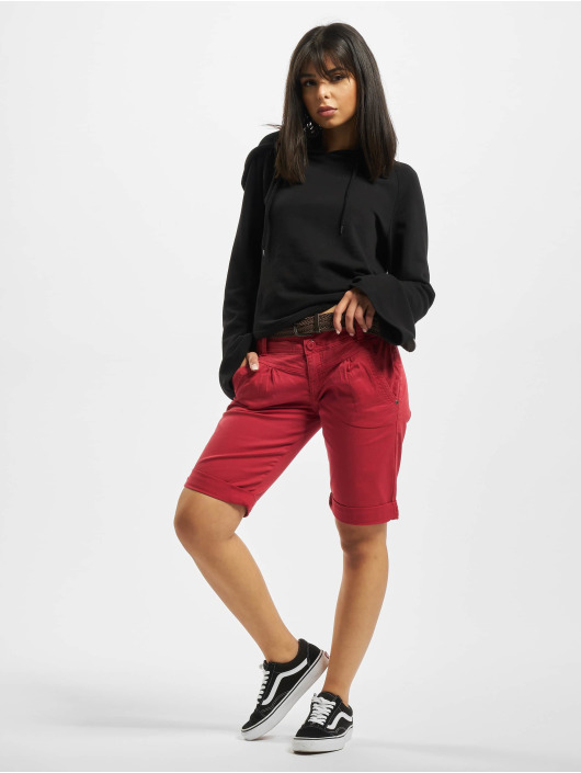 Fresh Made shorts Bermuda rood