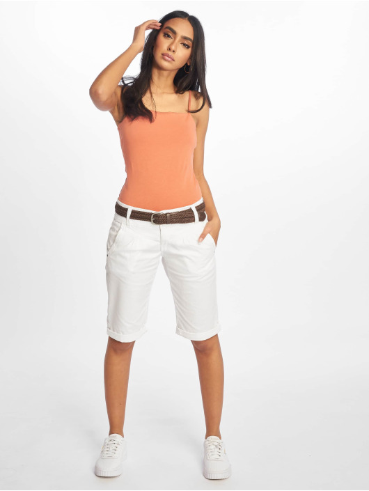 Fresh Made Shorts Bermuda weiß