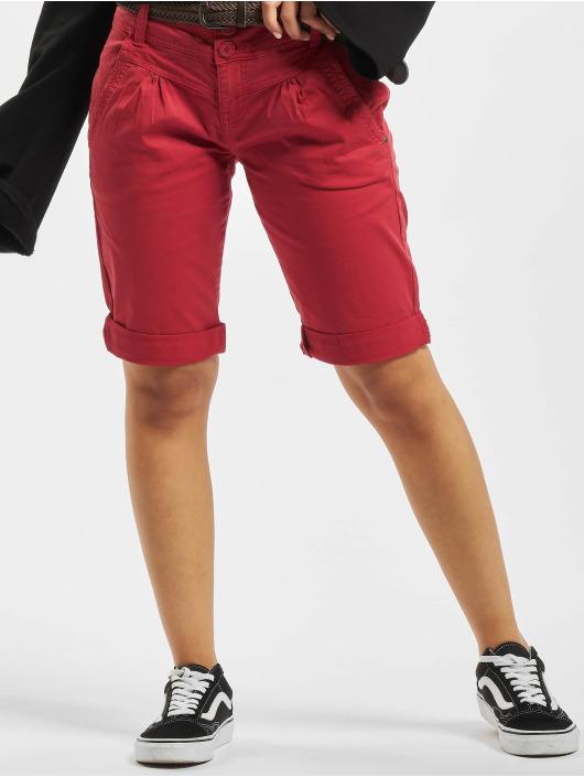 Fresh Made Shortsit Bermuda punainen