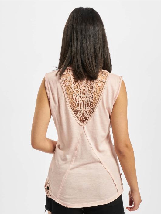 Fresh Made Tops Femme rosa chiaro