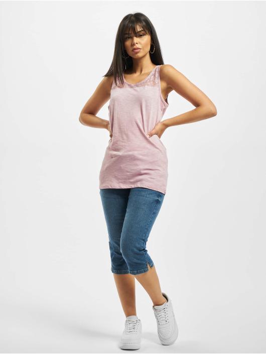 Fresh Made Tops Hulda rosa chiaro