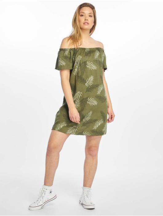 Fresh Made Vestido Tropic oliva