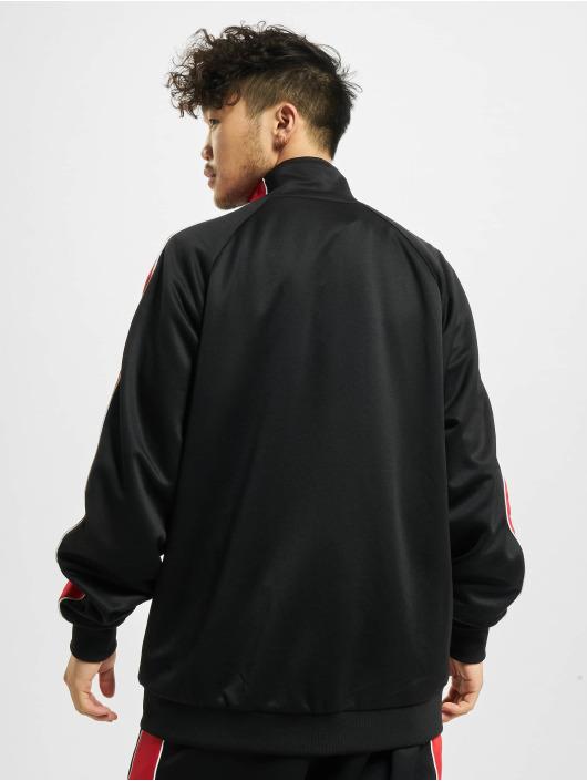 Fubu Демисезонная куртка Varsity черный