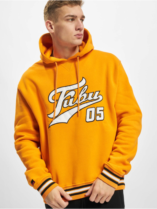 Fubu Толстовка Varsity оранжевый