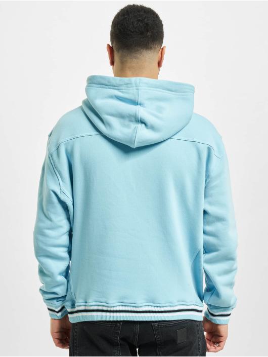 Fubu Bluzy z kapturem Varsity Ss niebieski