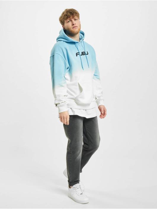 Fubu Felpa con cappuccio Corporate Gradient blu