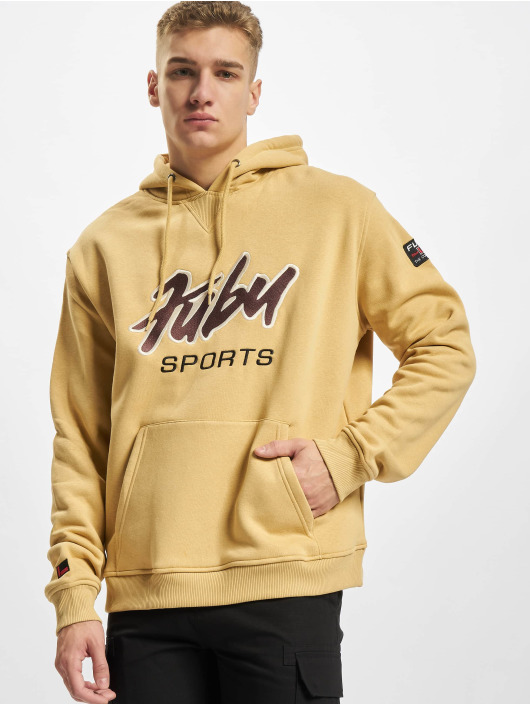 Fubu Hoodie Sprts brun