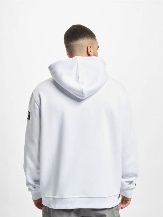 Fubu Hoodie Script Essential white