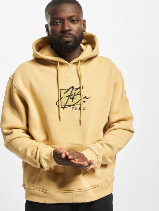Fubu Hoody Script Essential beige