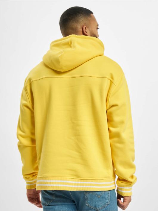 Fubu Hoody Varsity geel
