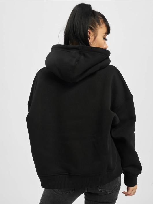 Fubu Hoody Classic Oversize schwarz