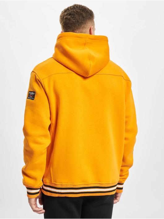 Fubu Hupparit Varsity oranssi
