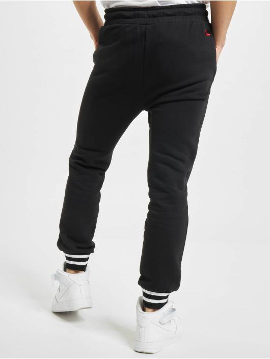 Fubu Jogging kalhoty Script Ssl čern