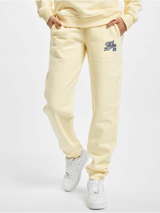 Fubu joggingbroek Varsity beige
