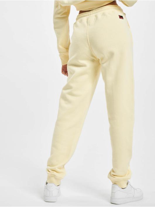 Fubu Jogginghose Varsity beige