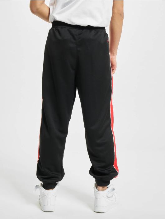 Fubu Pantalón deportivo Varsity negro