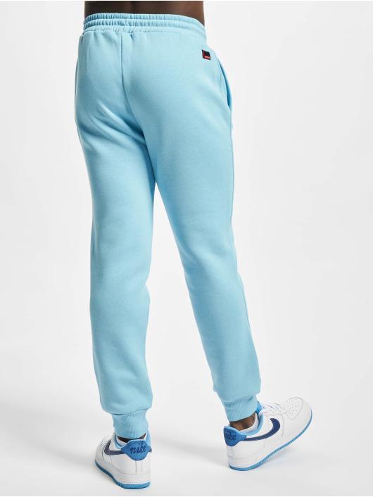 Fubu Pantalone ginnico Script Essential blu