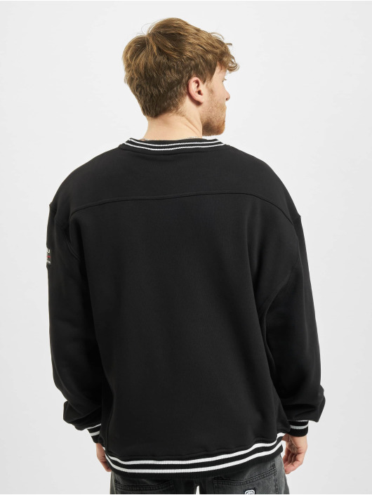 Fubu Pullover Fb Corporate Intnl Ssl black