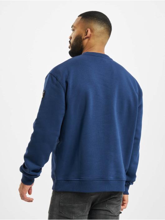 Fubu Pullover Classic blau
