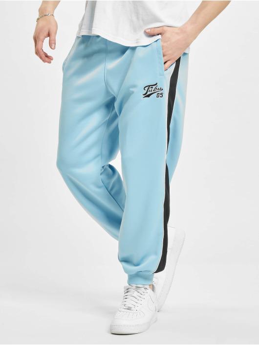 Fubu Spodnie do joggingu Varsity niebieski