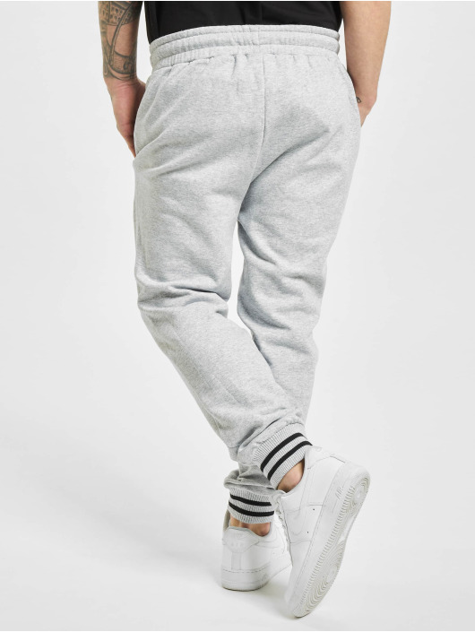 Fubu Spodnie do joggingu Script Ssl szary