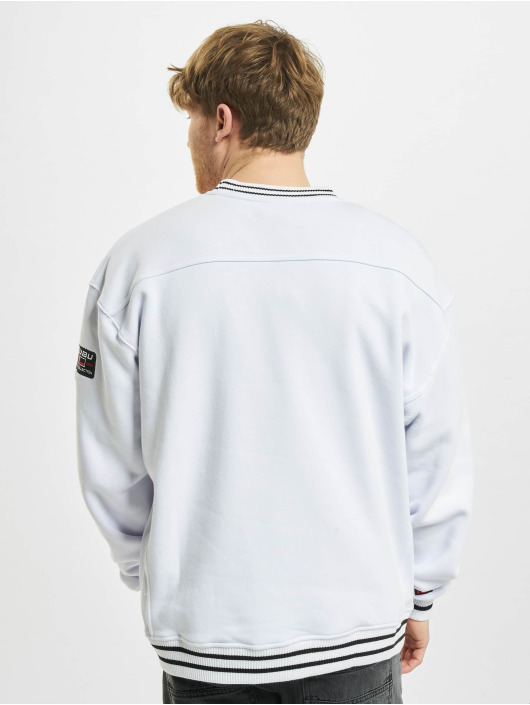 Fubu Sweat & Pull Fb Corporate Intnl Ssl blanc