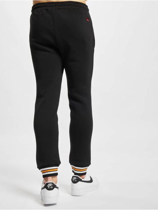 Fubu Sweat Pant Varsity black