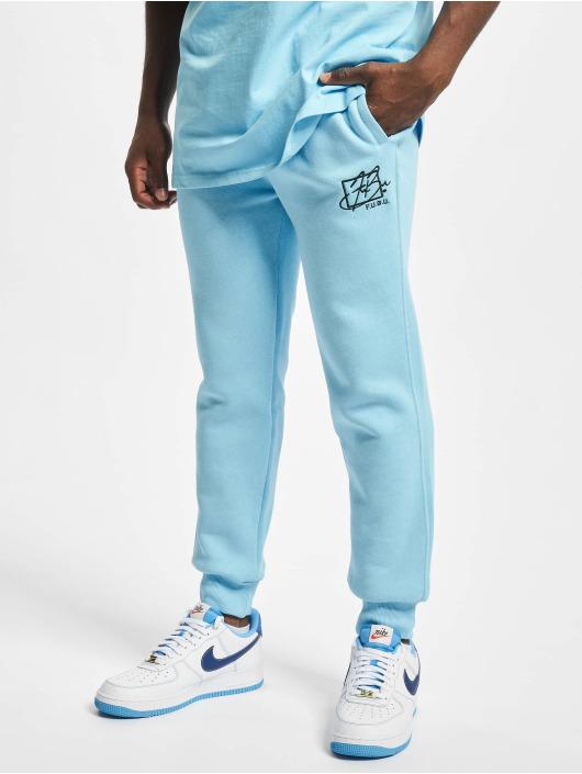 Fubu Sweat Pant Script Essential blue