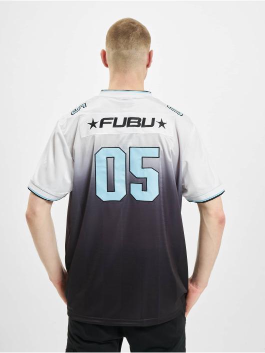 Fubu T-paidat Corporate Grad. Football Jersey valkoinen