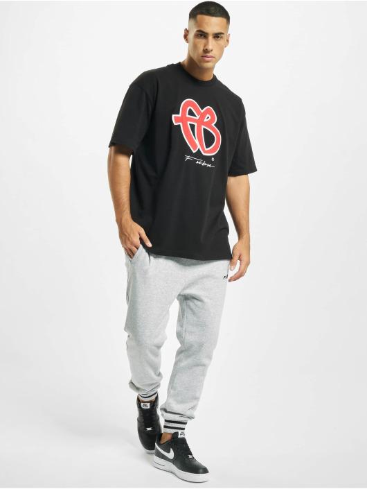 Fubu T-Shirt Fb Classic black