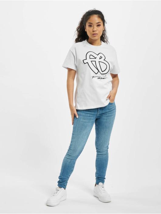Fubu T-Shirt Classic blanc