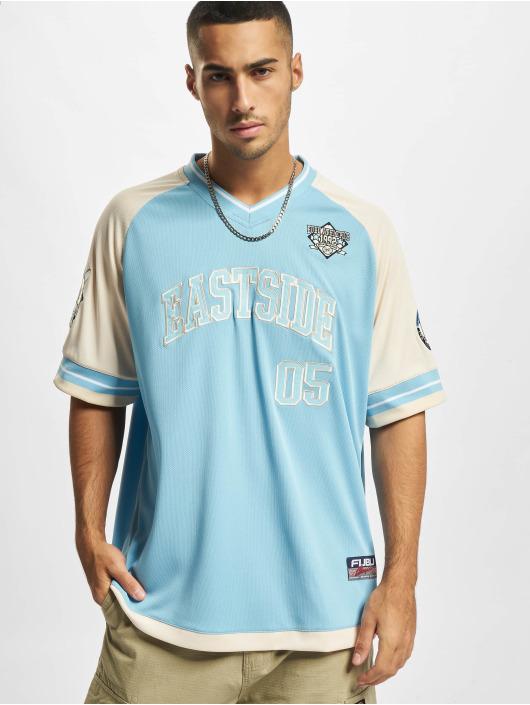 Fubu t-shirt Eastside Jersey blauw