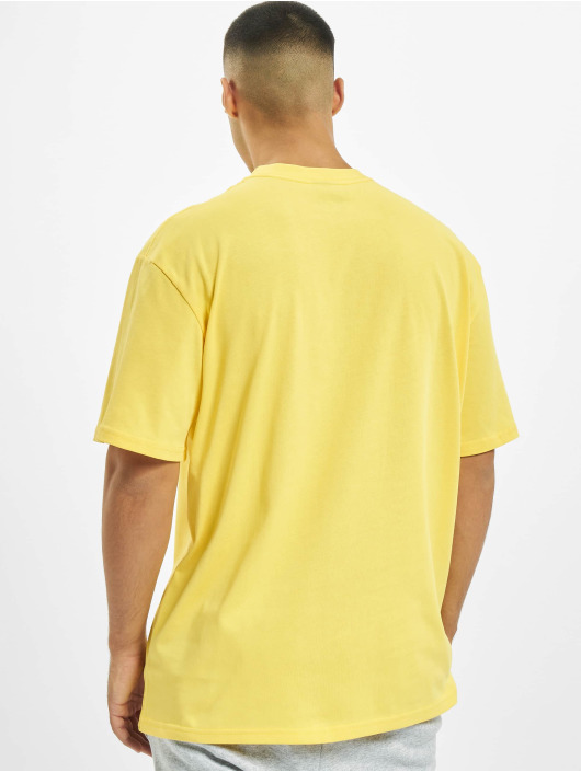 Fubu t-shirt Fb Sprts geel