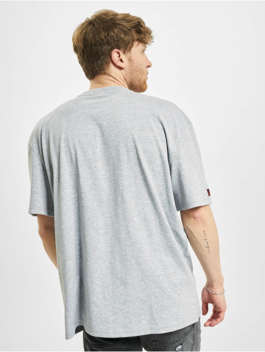Fubu T-Shirt Script grau