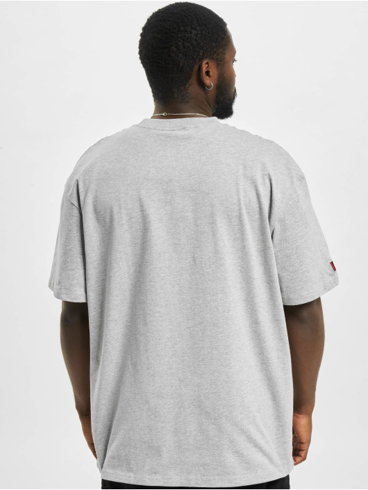 Fubu T-Shirt Corporate gris