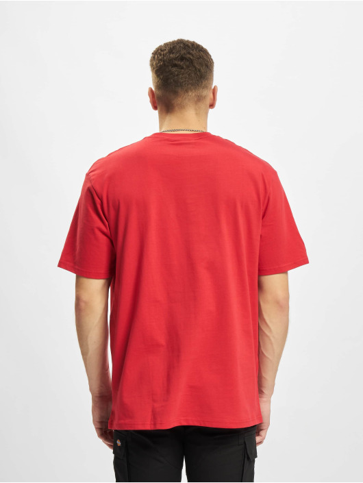 Fubu T-shirt Script Essential röd