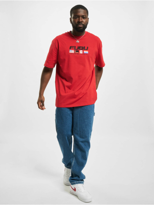 Fubu T-Shirt Corporate rot