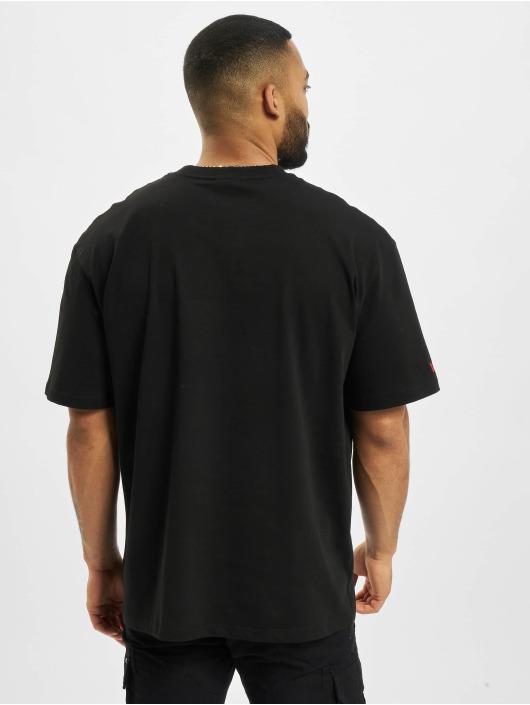 Fubu T-Shirt Script schwarz