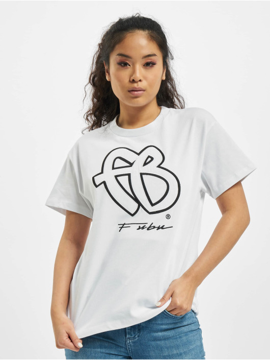 Fubu T-Shirt Classic weiß
