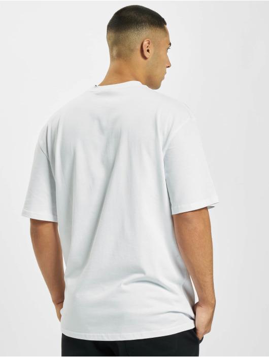 Fubu t-shirt Fb Varsity wit