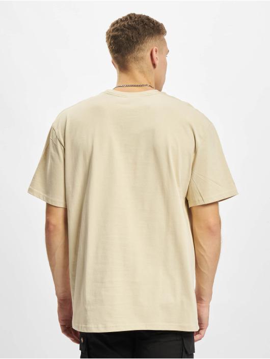 Fubu T-shirts Script Essential beige