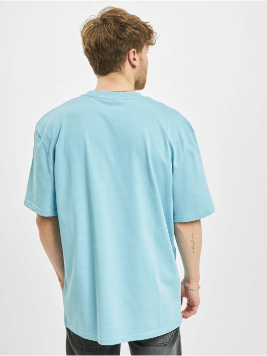 Fubu T-shirts Script blå