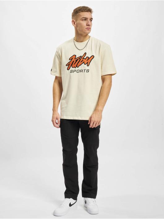 Fubu T-Shirty Sprts bialy