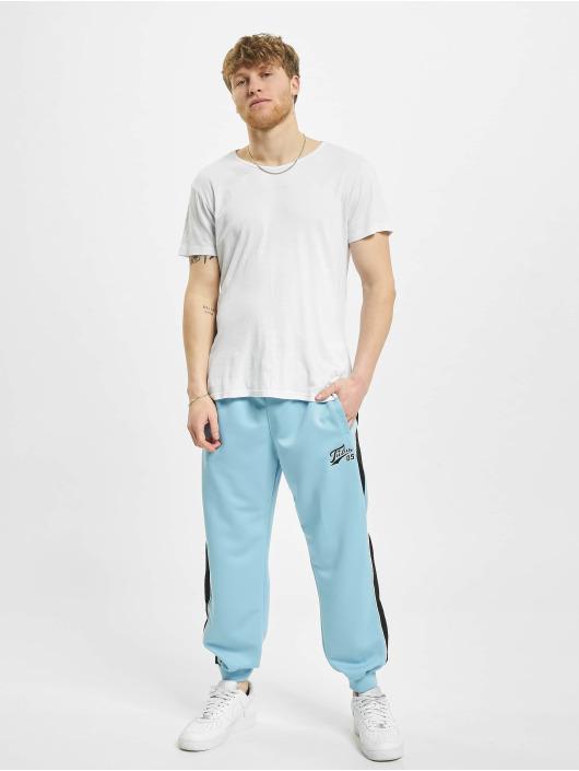 Fubu tepláky Varsity modrá