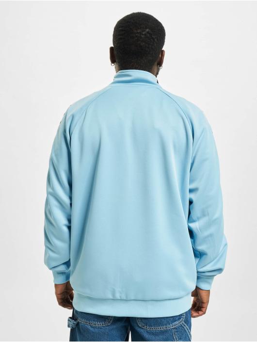 Fubu Veste mi-saison légère Varsity bleu