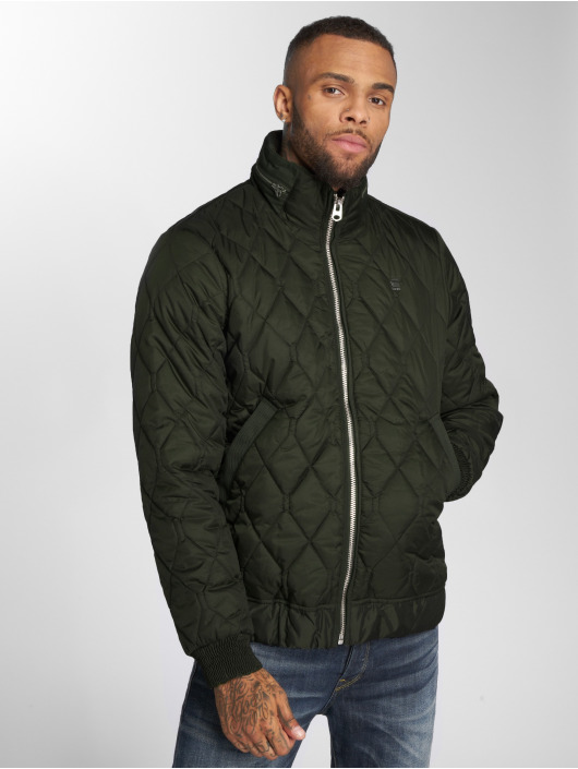 G-Star Giacca invernale Meefic Quilted Overshirt cachi