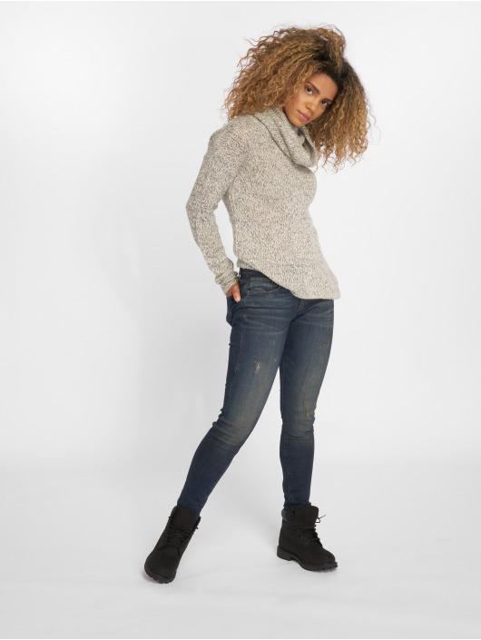 G-Star Skinny Jeans Deconst Mid blue