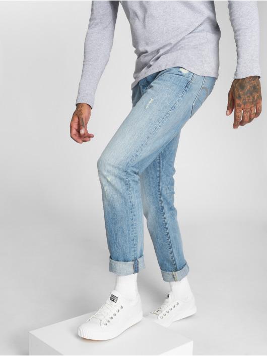 G-Star Straight Fit Jeans 3301 blå