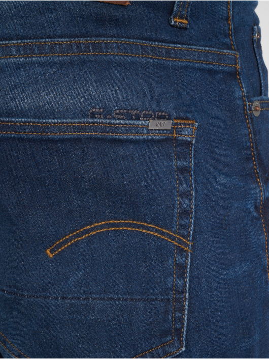 G-Star Straight Fit Jeans 3301 Tapered blau