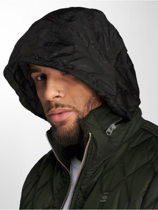 G-Star Vinterjakke Meefic Quilted Overshirt khaki